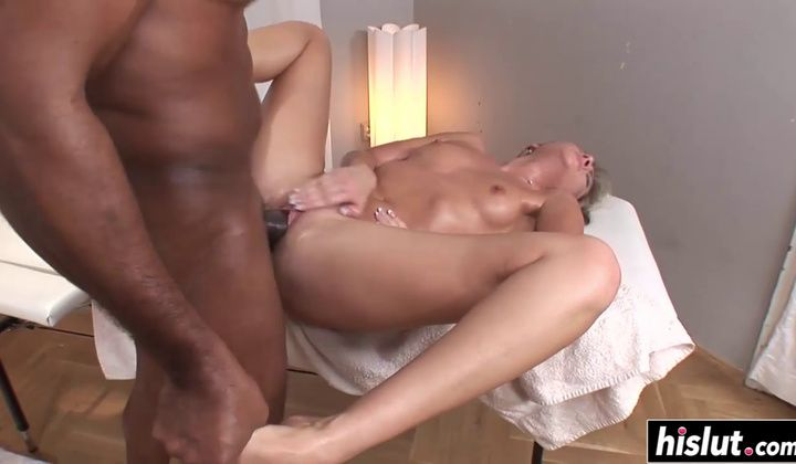 Cherry Jul Gets Fucked During A Massage